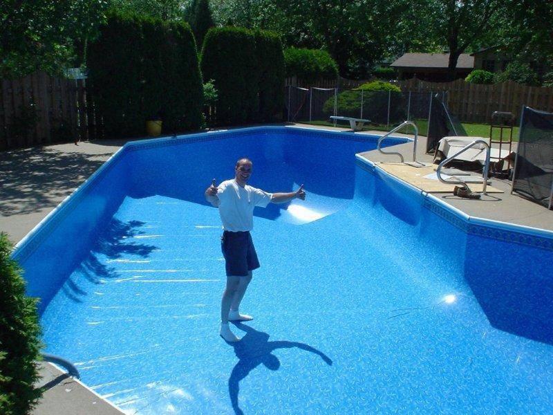 Toile piscine toile de piscine creuse luexpert du for Toile hivernale pour piscine hors terre