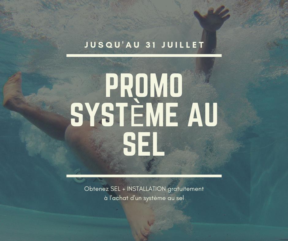 Promo Systeme au sel