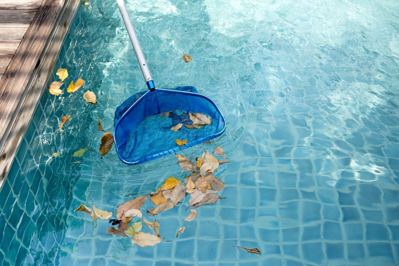 Fermeture de piscine