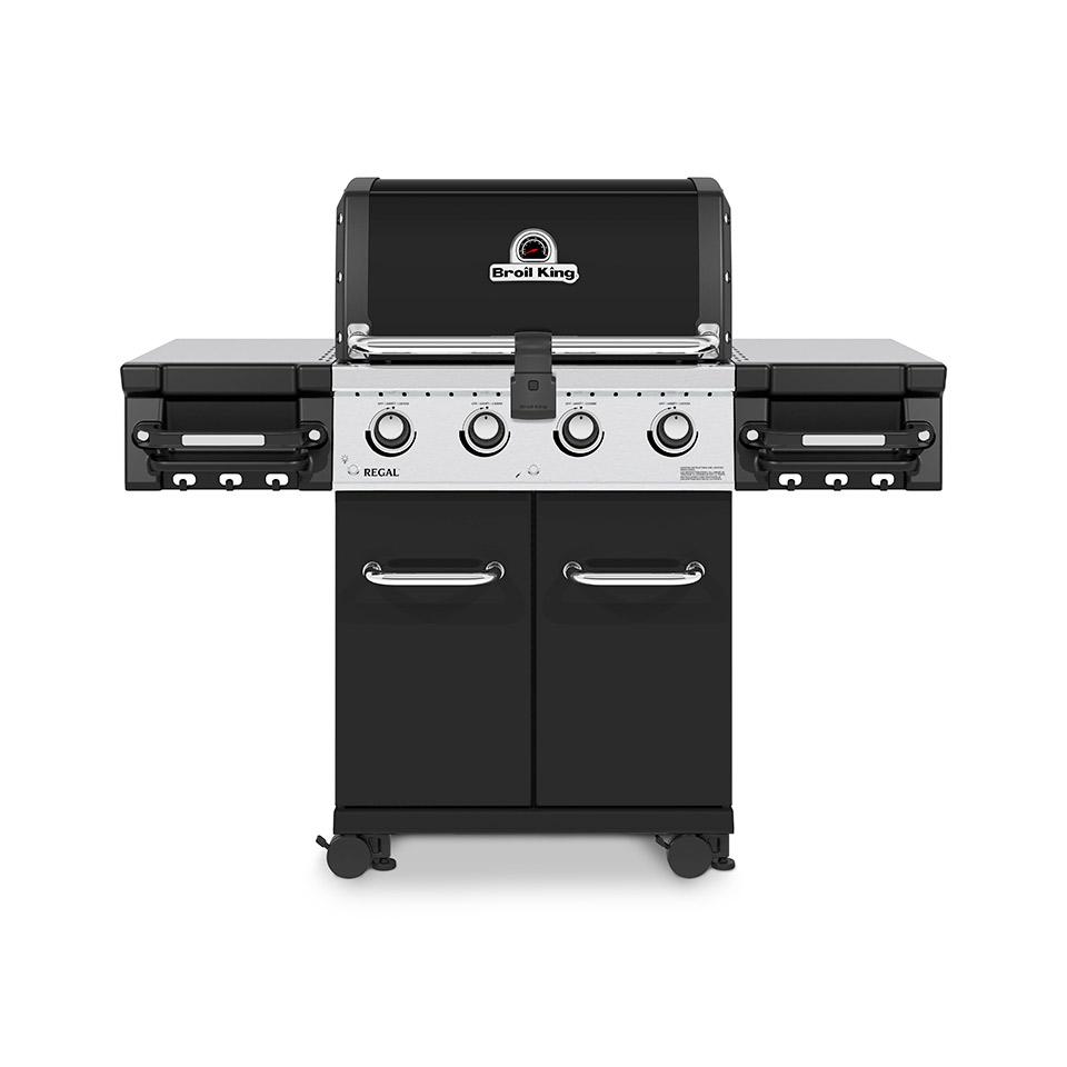 BBQ Regal 420 Pro Noir