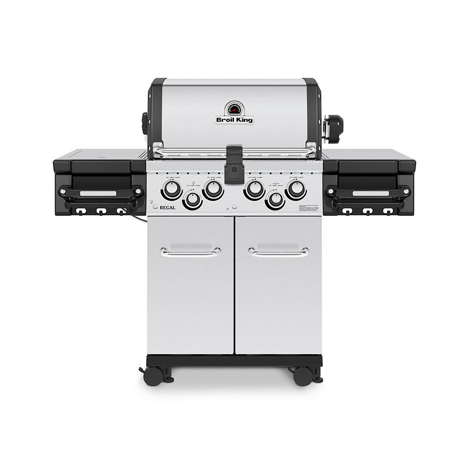 BBQ Regal s490 Pro