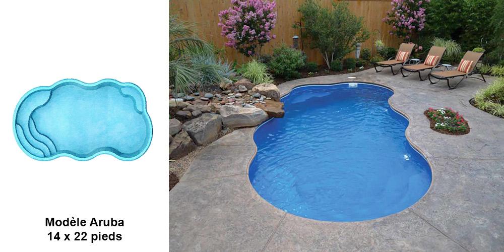 piscine creusée